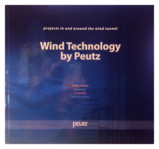 Windtechnology By Peutz